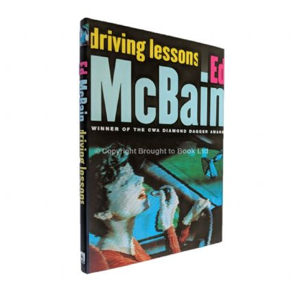 Driving Lessons by Ed McBain​​​​​​​ First Edition Orion 1999